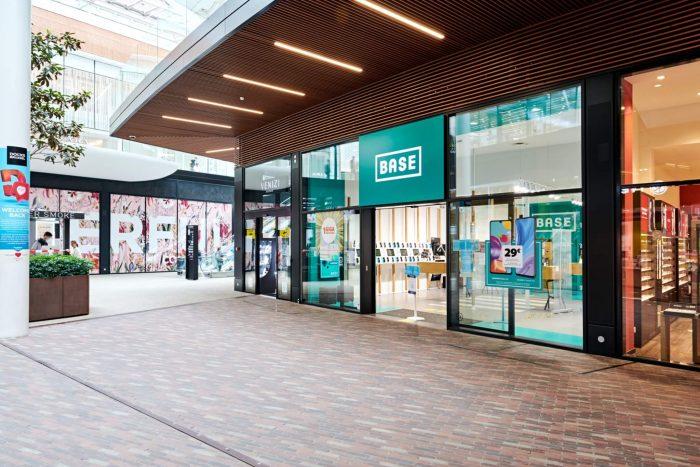 BASE | Docks Bruxsel | Shopping Center in Brussels