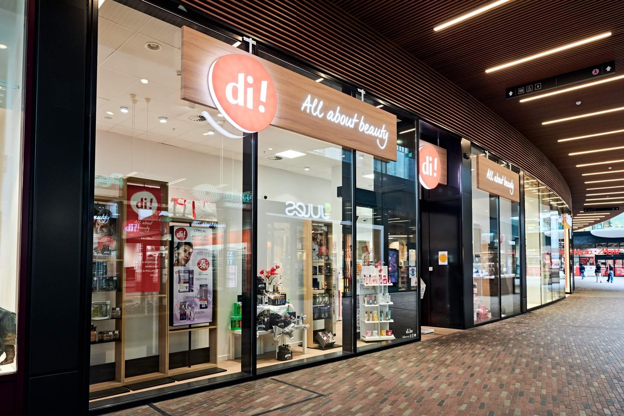 Di! | Docks Bruxsel | Shopping Center in Brussels