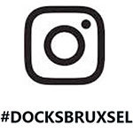 #docksbruxsel small logo | Docks Bruxsel | Shopping Center in Brussels