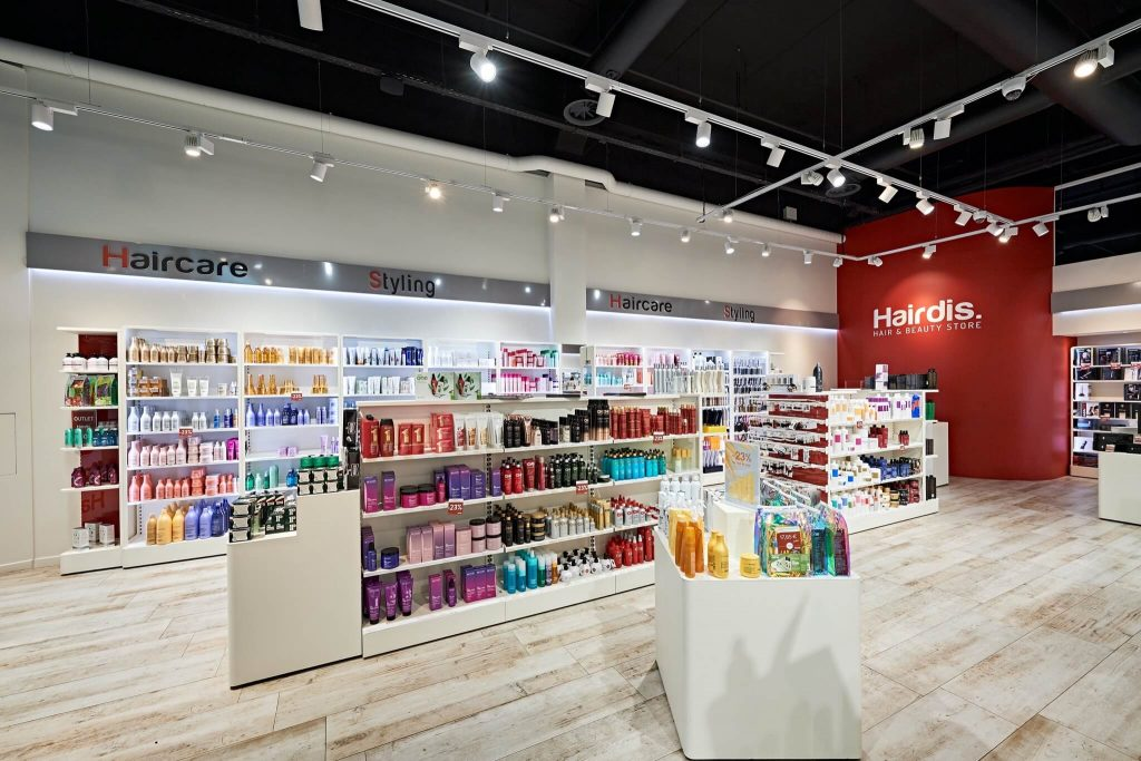 Hairdis, Hair & Beauty Store | Docks Bruxsel | Shopping Center in Brussels