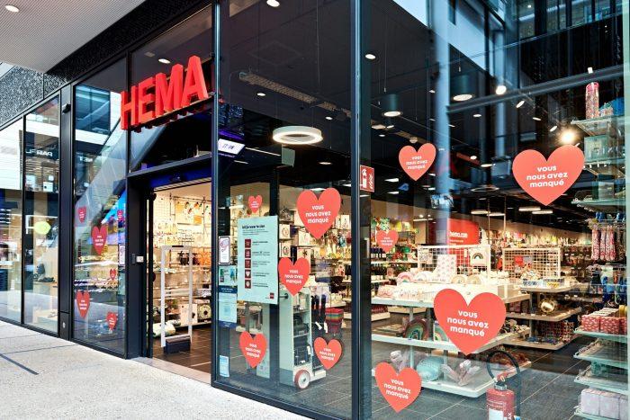 Hema | Docks Bruxsel | Shopping Center in Brussels