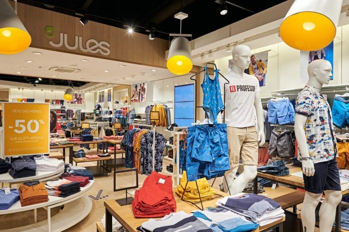 Jules | Docks Bruxsel | Shopping Center in Brussels