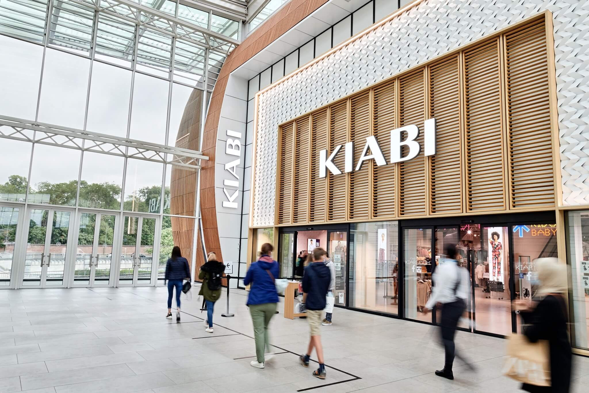 Kiabi | Docks Bruxsel | Shopping Center in Brussels
