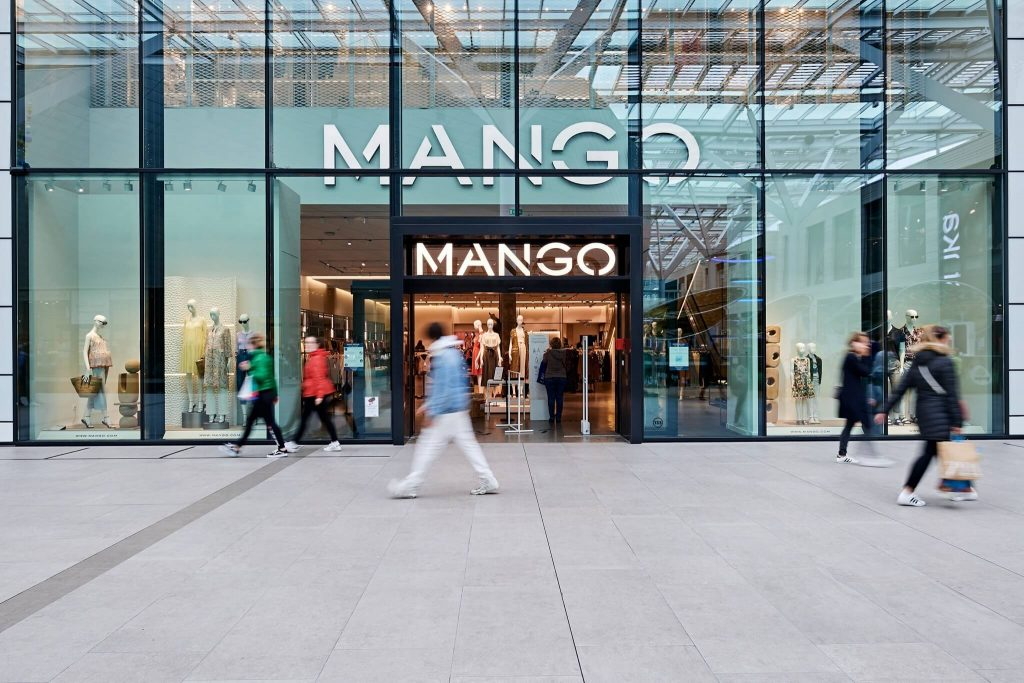 Mango Belgique | Docks Bruxsel | Shopping Center in Brussels