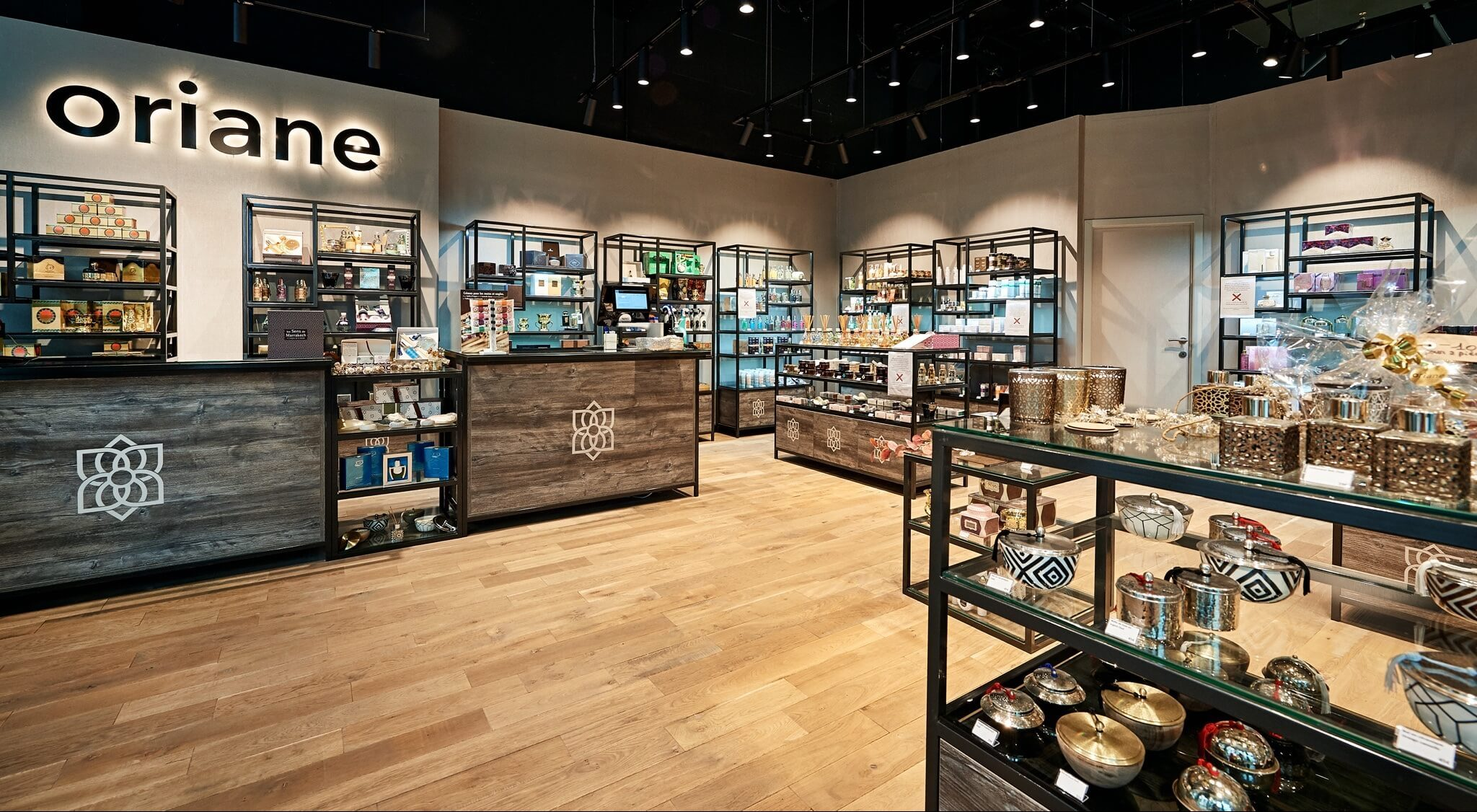 Oriane | Docks Bruxsel | Shopping Center in Brussels