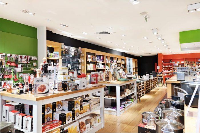 Secrets du Chef | Docks Bruxsel | Shopping Center in Brussels