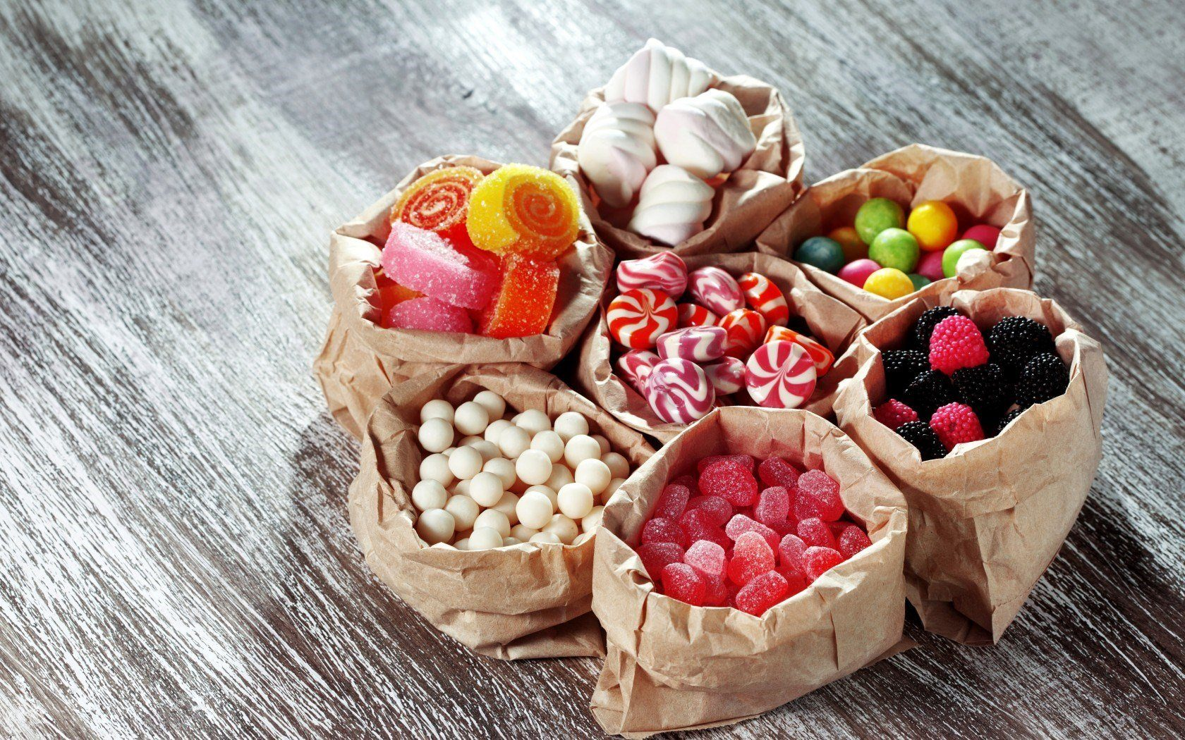 C'est Bonbon - the variety of sweets