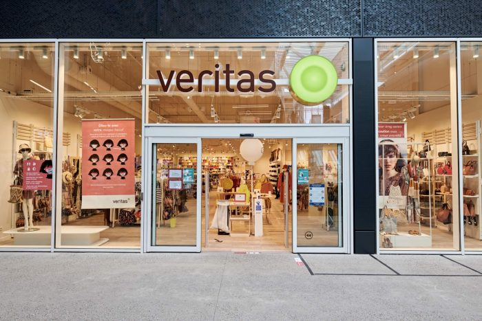 Veritas | Docks Bruxsel | Shopping Center in Brussels