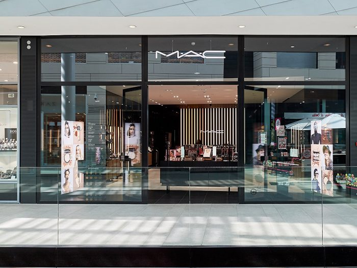 MAC Cosmetics at Docks Bruxsel