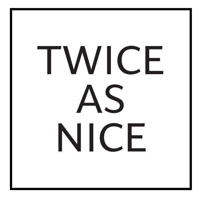 twice as nice at Docks Bruxsel
