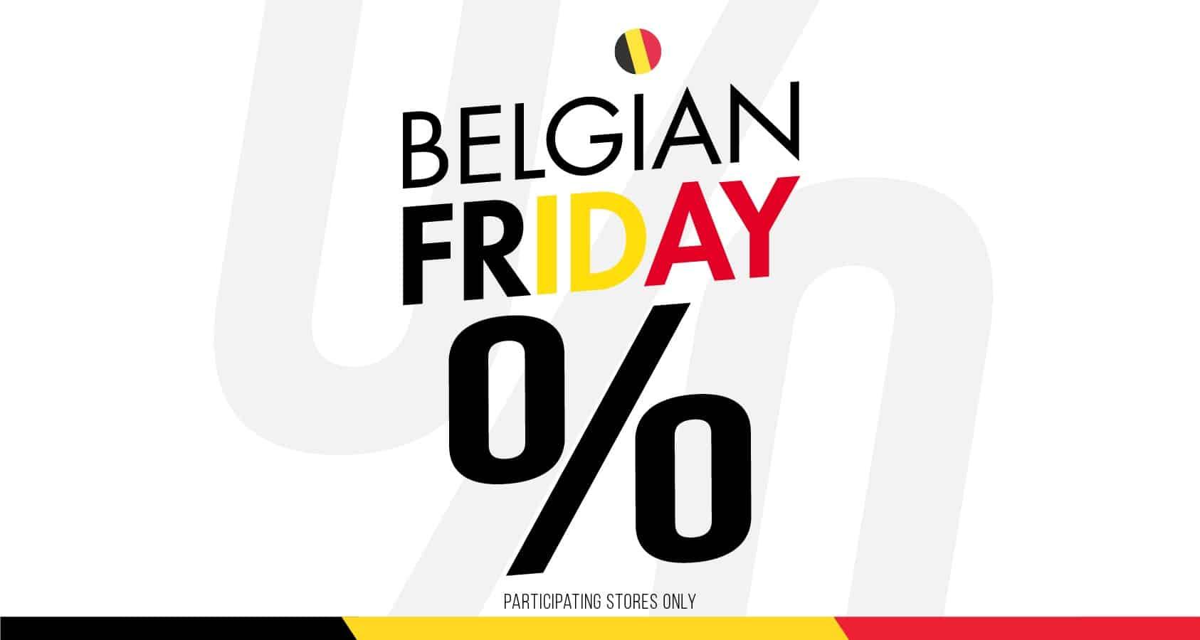 Belgium Friday at Docks Bruxsel
