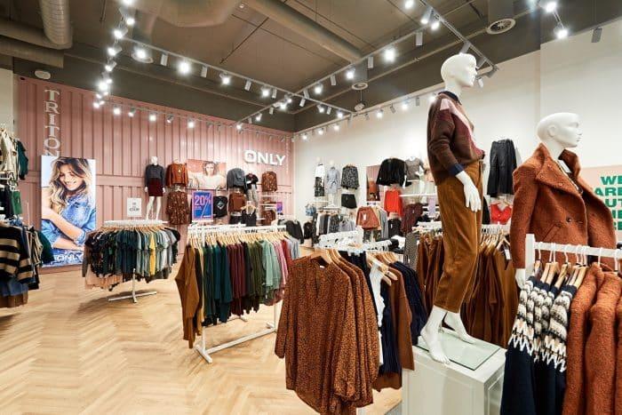Only | Docks Bruxsel | Shopping Center in Brussels