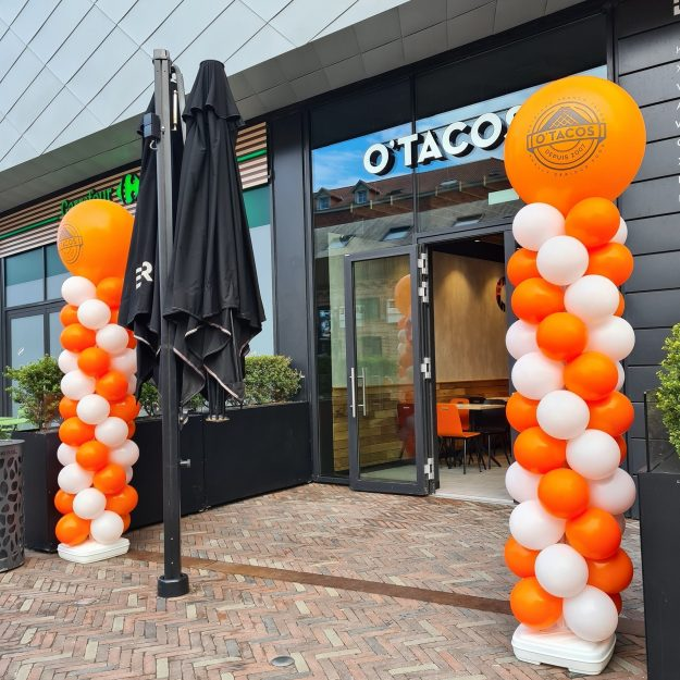 O'Tacos | Docks Bruxsel | Shopping Center in Brussels